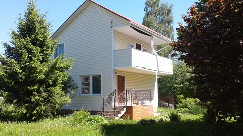 Продам дачу СНТ Сенеж-7, дом 92 кв.м. участок 12 соток.