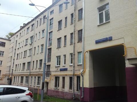 Продается студия 11 кв.м, метро Бауманская