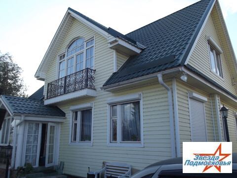 ИЖС дом 135 м2, 12 сот, п.Вербилки Талдомский р-н