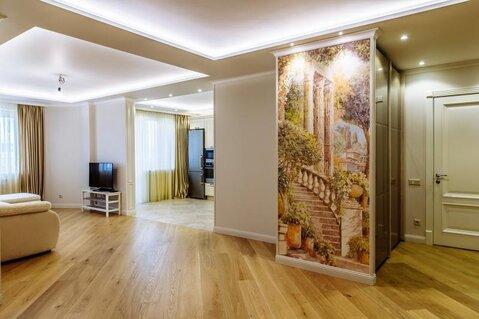 "3-комнатная квартира, 109 кв.м., в ЖК ""Новоивановский"""