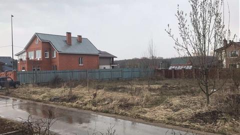 """Земельный участок 10 соток кп """"Никитские Поляны"""" гор. Домодедово"""