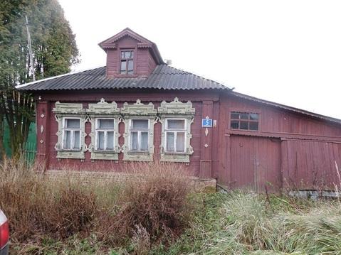 Дом в деревне Носырёво, Павловский Посад