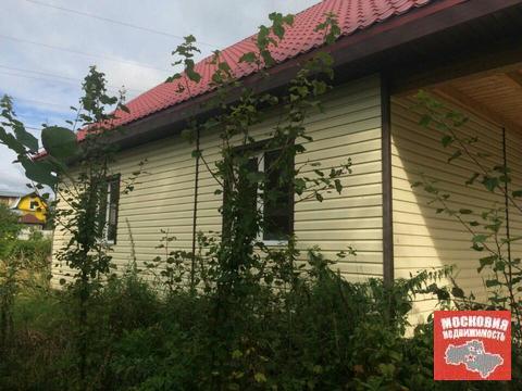 В г.Красноармейске продается дом (дача) 150 кв.м. на участке 8 соток, 3200000 руб.