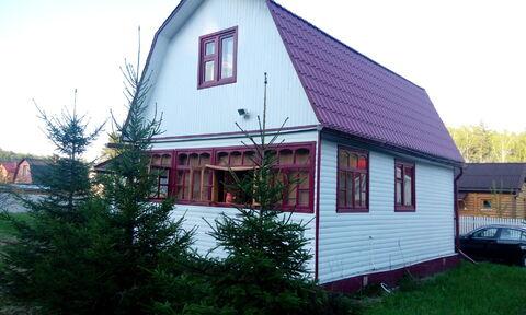 Дом 70 кв.м. на участке 8 соток в СНТ Панджшер, около с. Хатунь Ступин