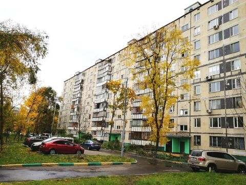 Продам 4-х комнатную квартиру 62.4 кв.м. ул.Шоссейная, дом 58к2