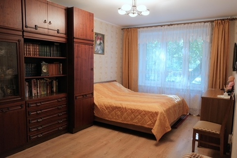 1-комнатная квартира, Борисовский проезд 22к1