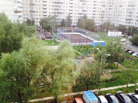 Однокомнатная квартира м. Алма-Атинская