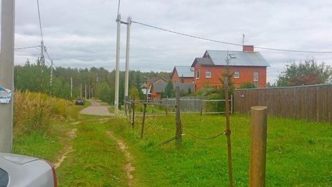 Участок 11 соток в д.Здехово, Щелковского района ИЖС.