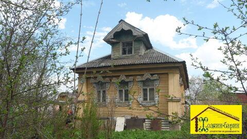 Дом в д. Орешки