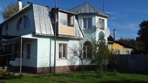 Дом в Пушкино (п.Правдинский)
