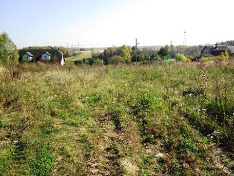 Участок 15 соток в деревне Торговцево, Дмитровского р-на.
