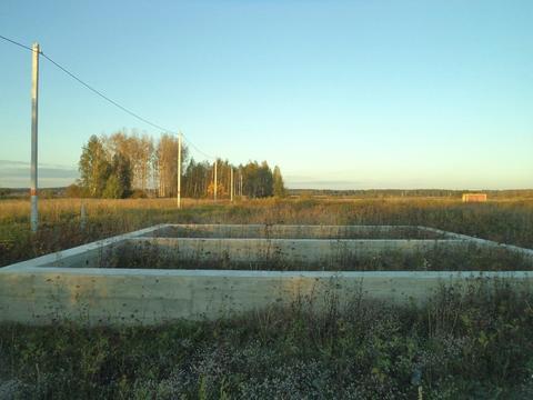 10 соток ИЖС ул.Афанасовская с фундаментом, 1500000 руб.