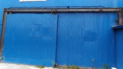 Производственно-складское помещение на Новорязанском шоссе.