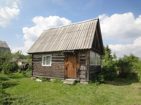 Домик в лесу дер. Алексеево 50 км от Москвы