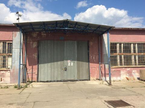 Сдаются склады с районе ж-д станции Загорново