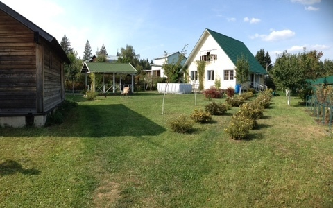 Новый зимний дом-дача в СНТ «Союз»