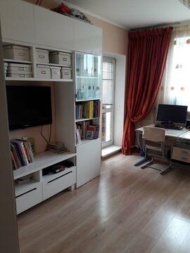 Продается просторная 2 комнатная квартира в городе Пушкино, ул. Инстит
