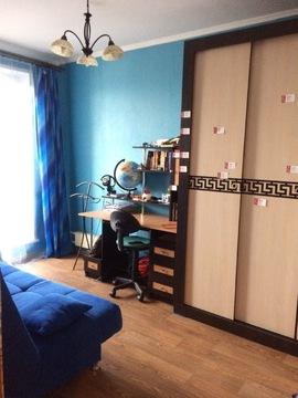 3-х комнатная квартира с отличным ремонтом