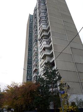 2к квартира 52кв.м, 13/22эт. на ул.Крылатские Холмы д26к3