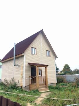 Купить дом из бруса в Домодедовском районе д. Привалово