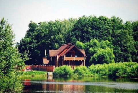 Жилой дом с отделкой под ключ в лесу. Калужское ш. 27 км