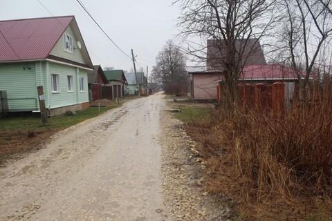 Участок 8 соток в деревне Назарово