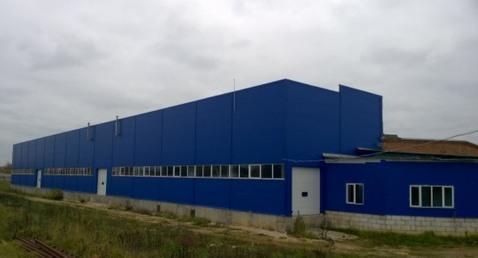 Продажа произв-складского комплекса в Раменском р-не, Новохаритоново, 170000000 руб.