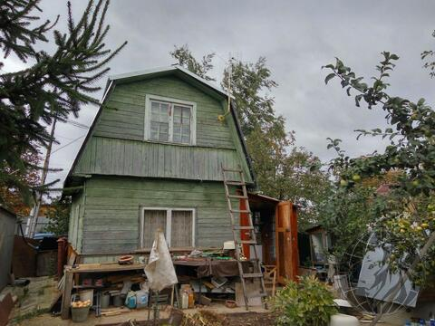 """Дом на участке 6,8 сот. СНТ """"зио-3"""" в черте г. Подольска"""