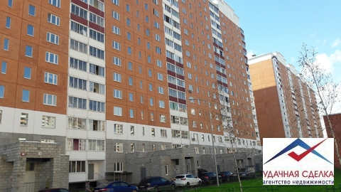 1-комнатная квартира, 36 кв.м., в ЖК «Домодедово Парк»