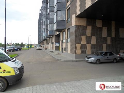 Однокомнатная квартира 37,95 кв.м, г. Апрелевка, 27 км. от МКАД