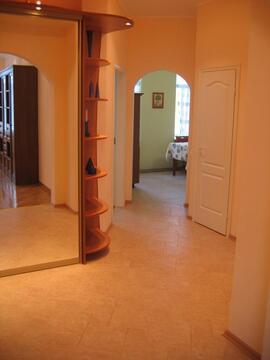 4-х комнатная квартира 127 м2 в Хамовниках, Смоленский б.15