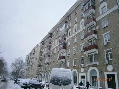 Продается 4х комнатная квартира (Москва, м.Автозаводская)