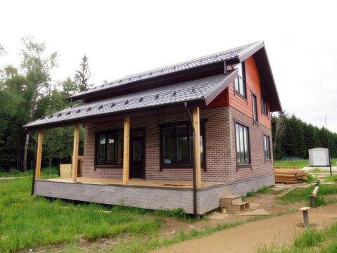 Дом 170м2 на 9,6 сот Киевское шоссе 45 км