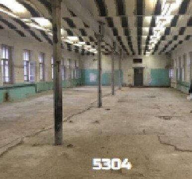 Сдаётся в аренду производственное помещение общей площадью 527 кв.м.