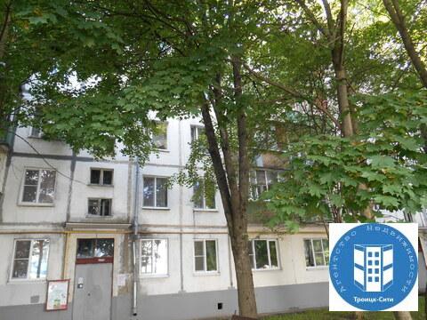Сдаётся двухкомнатная квартира в Троицке!