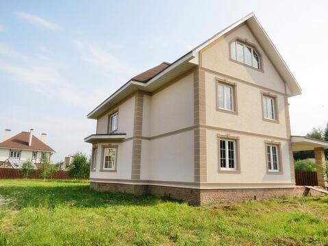 Качественный кирпичный дом 355 м2 Калужское шоссе 27 км
