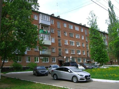 1-к квартира в кирпичном доме, Ступино.