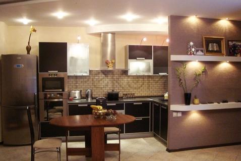 """3-комнатная квартира, 110 кв.м., в ЖК """"Митинский парк"""" д.15"""