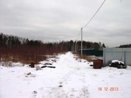 Продается земельный участок, Кудиново, 6 сот