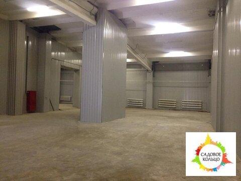 Сдатеся отапливаемый склад общей площадью 554 м2