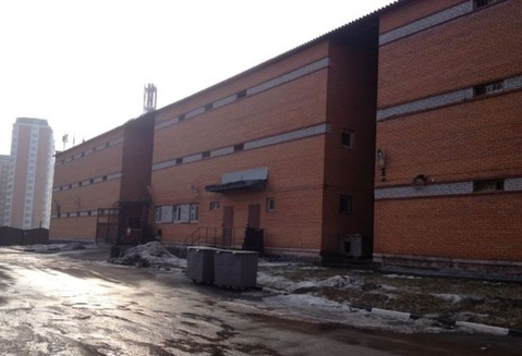 Продажа гаража Балашиха железнодорожный Автозаводская 13