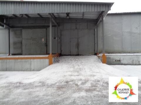 Отапливаемое складское помещение 620 м2