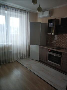 1-комнатная квартира, 40 кв.м., в ЖК на улице Школьная