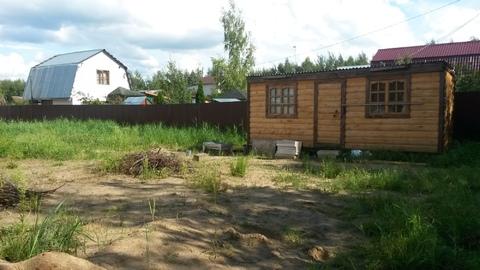 Участок в сосновом лесу. 50 км от Москвы.