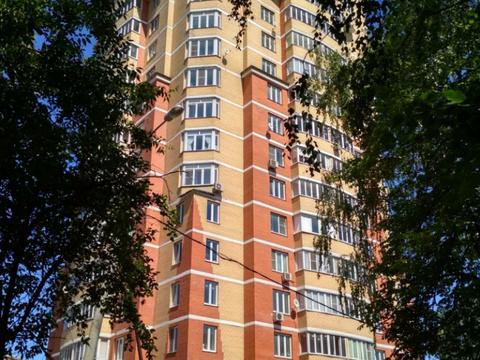 1-комнатная квартира, 47 кв.м., в ЖК на улице Быковская