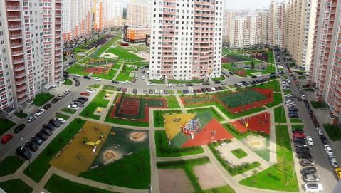3-комнатная квартира, 77 кв.м., в ЖК «Бутово-Парк 2»