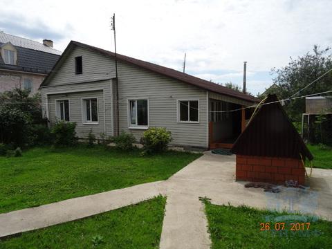 Продаётся дом на участке 8 соток