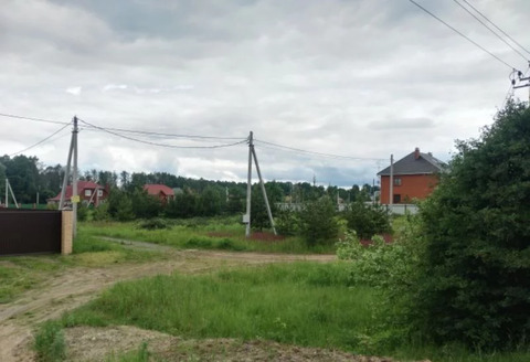 Продажа участка, Фатеево, Павлово-Посадский район, Ул. Поселковая