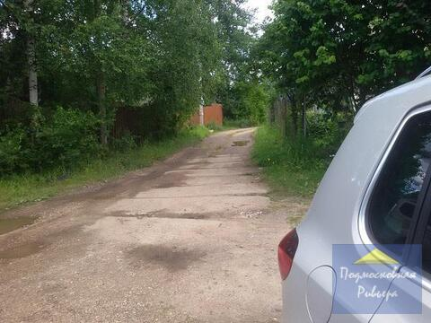 Участок с домиком рядом с г. Красноармейск, эл-во есть