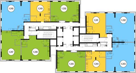 Москва, 2-х комнатная квартира, Головинское ш. д.10, 12504800 руб.